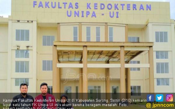 Perkuliahan di Fakultas Kedokteran Unipa Macet Lagi - JPNN.COM