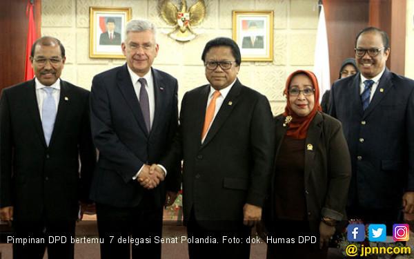 Indonesia-Polandia Serius Upayakan Kerjasama Berbagai Sektor - JPNN.COM