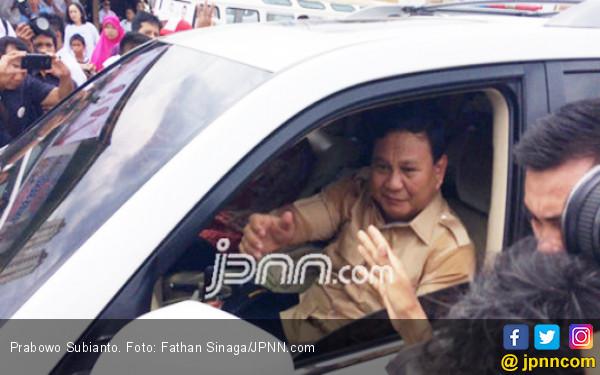 Prabowo Niat Maju Enggak sih di Pilpres 2019? Suaranya Mana? - JPNN.COM
