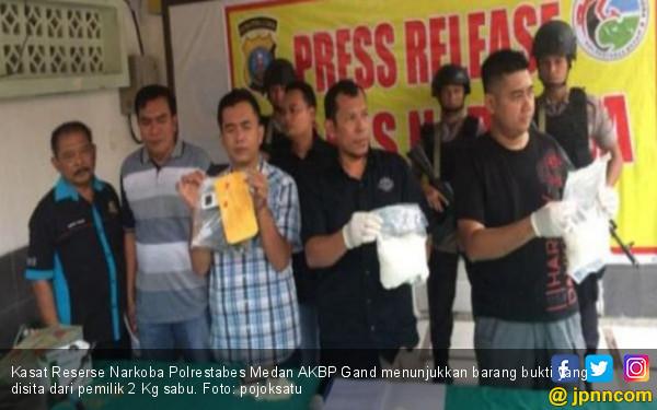 Dor! Dua Pengedar Sabu Asal Aceh Ditembak Mati - JPNN.com