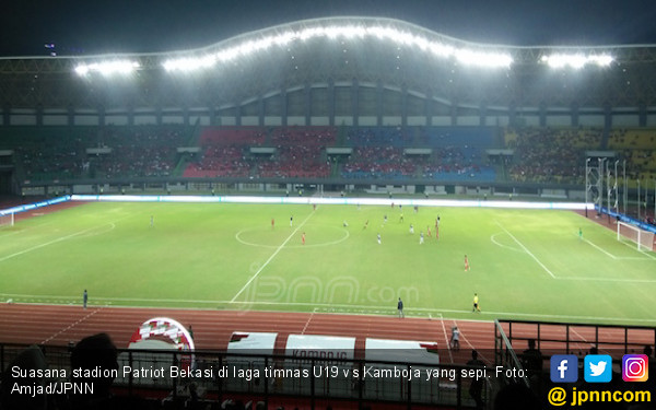Duh, Media Center Stadion Patriot Mengecewakan - JPNN.COM