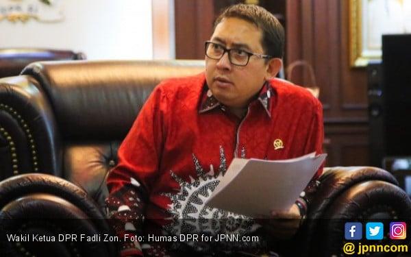 Fadli Zon: Jokowi Kok Cuma Ucapkan Selamat Ultah ke Jatim? - JPNN.COM