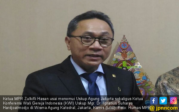 MPR Bakal Kembali Menggelar Simposium Curah Rasa - JPNN.COM