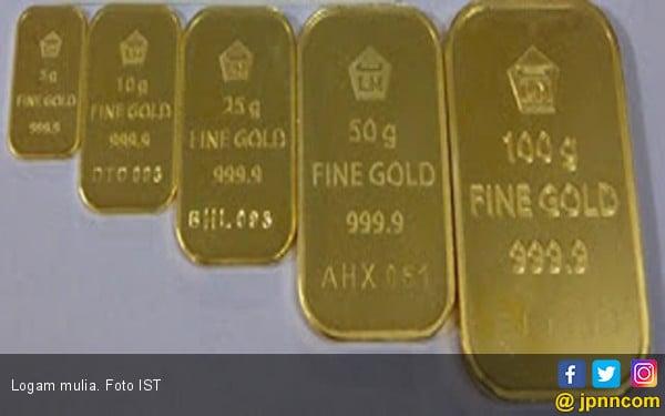 Sekarang Beli Emas Antam Kena Pajak - JPNN.COM