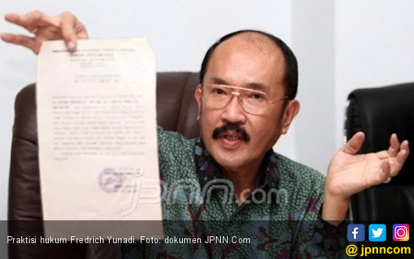 Setelah Dijemput Paksa, Fredrich Langsung Ditahan KPK - JPNN.COM