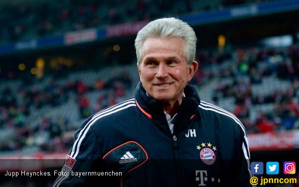 Jupp Heynckes Soroti Performa 2 Bintang Bayern Muenchen - JPNN.COM