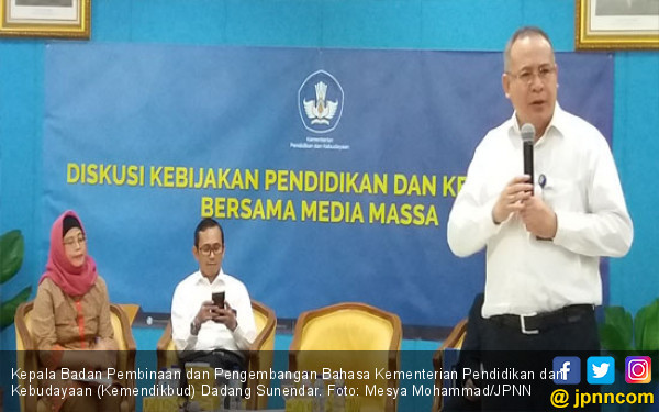 Uji Kemahiran, Bahasa Indonesia jadi Modern - JPNN.COM