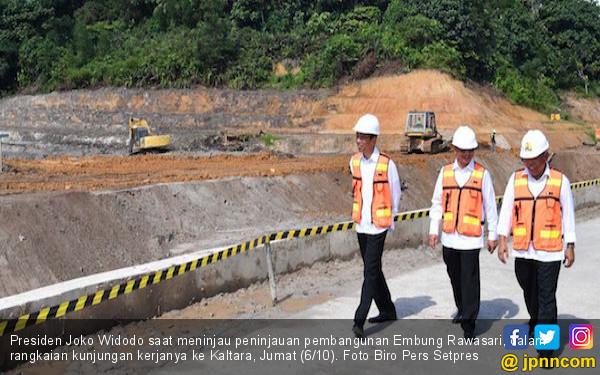 Jokowi: INALUM Akan Digeser ke Kaltara - JPNN.COM