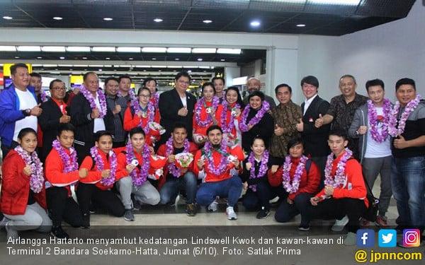Sambut Asian Games, Wushu Latihan di Tiongkok 2 Bulan - JPNN.COM
