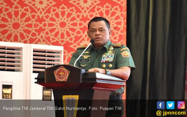 Kunci Gatot Nurmantyo Ada di Prabowo Subianto - JPNN.COM