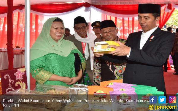 Gandeng UN Women, Yenny Wahid Angkat Harkat Perempuan - JPNN.COM