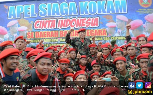 Wakil Ketua DPR Dorong Trilogi KOKAM Dikedepankan - JPNN.COM