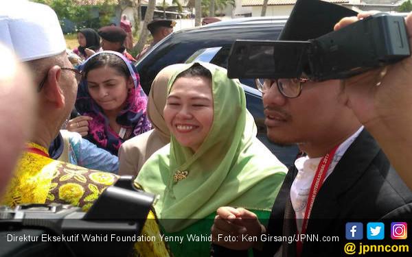 Hasil Survei The Wahid Institute Sungguh Mengejutkan - JPNN.COM