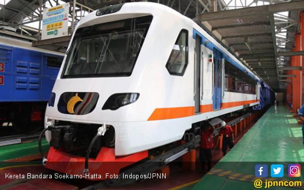 Maret 2019, Kereta Bandara Diargetkan Beroperasi di Stasiun Manggarai - JPNN.com
