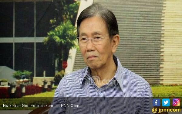 PDIP Bantah Kwik Kian Gie Gabung ke Prabowo – Sandi - JPNN.COM