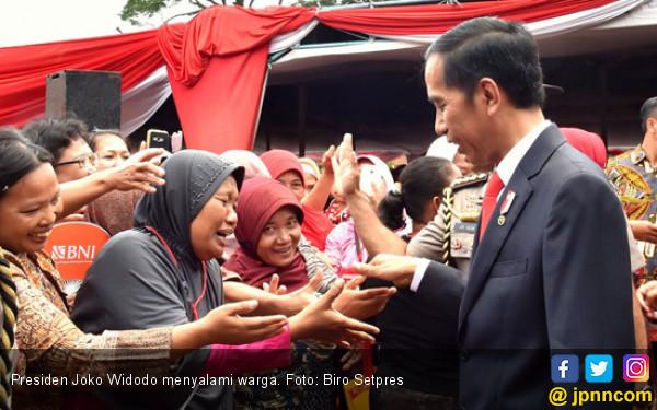 Jokowi Yakin Pengembangan Bandara Ahmad Yani Tuntas 2018 - JPNN.COM