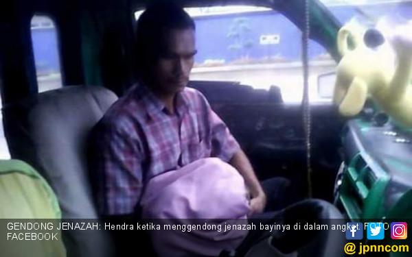 Orang Tua Pasien: Pihak RSUD DSR Bohong soal Ambulans Gratis - JPNN.COM