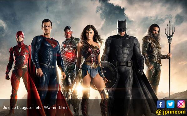Mampukah Justice League Selamatkan DC Extended Universe? - JPNN.COM