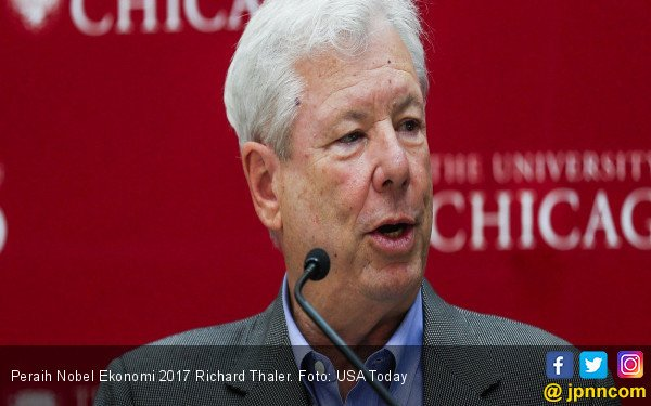 Ekonom AS Raih Nobel, Ini Penemuan Pentingnya - JPNN.COM