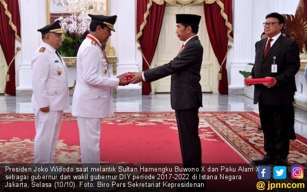 Sultan Hamengku Buwono X Belum Pengin Pensiun - JPNN.COM