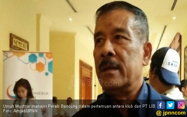 Wak Haji Pastikan Persib Punya Pelatih Baru Musim Depan - JPNN.COM