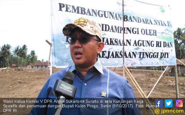 Progres Pembebasan Lahan Bandara Kulon Progo Sudah 96 Persen - JPNN.COM