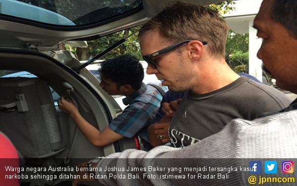 Kabur dari Sel Polda Bali, Bule Kasus Cimeng Dibekuk Lagi - JPNN.COM
