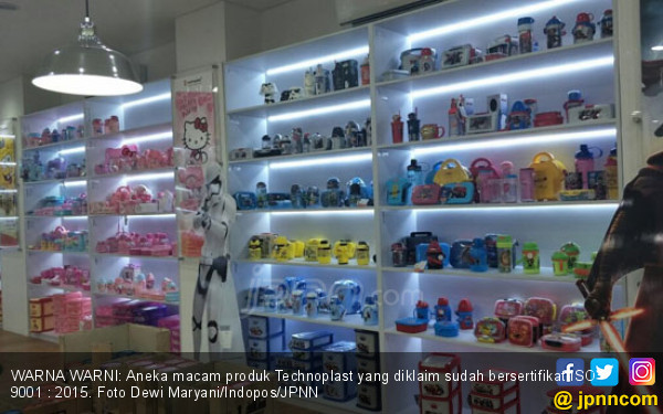 Technoplast Fokus Garap Plasticware Berkarakter - JPNN.COM