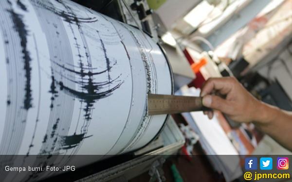 Gempa 5,1 Skala Richter Guncang Kota Meulaboh - JPNN.COM