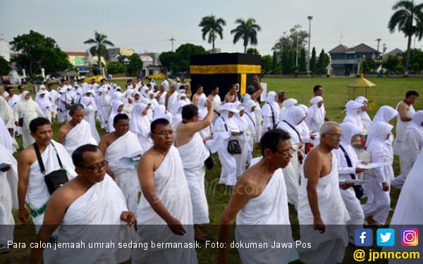 Diduga Gelapkan Dana Umrah Jemaah, Ulama Dibekuk - JPNN.COM