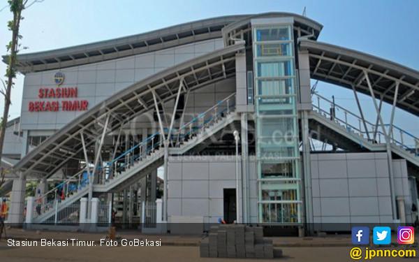 Stasiun Bekasi Timur Bakal Dilengkapi Angkutan Feeder? - JPNN.COM