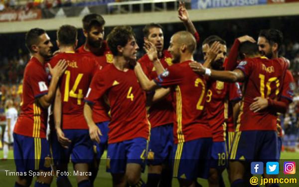 Bukan Spanyol atau Inggris, Ini 8 Unggulan Piala Dunia 2018 - JPNN.COM