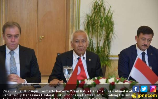 DPR Dorong Kerja Sama RI-Turki Diperluas - JPNN.COM
