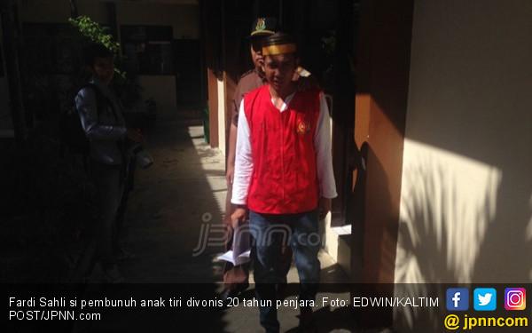 Ayah Kejam Pembunuh Anak Tiri Divonis 20 Tahun - JPNN.COM