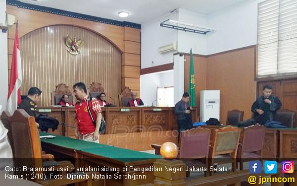 Kasus Pencabulan, Gatot Brajamusti Terancam 15 Tahun Penjara - JPNN.COM