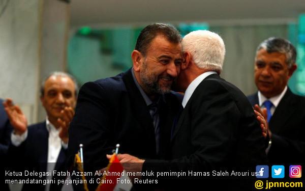 Alhamdulillah! Palestina Akhirnya Bersatu - JPNN.COM