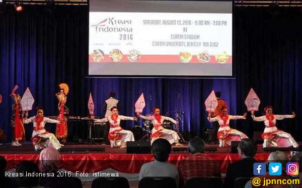 Kreasi Indonesia Goda Wisatawan di Jantung Kota Perth - JPNN.COM