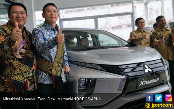 Mitsubishi Tancapkan Taji di Kalimantan Timur - JPNN.COM