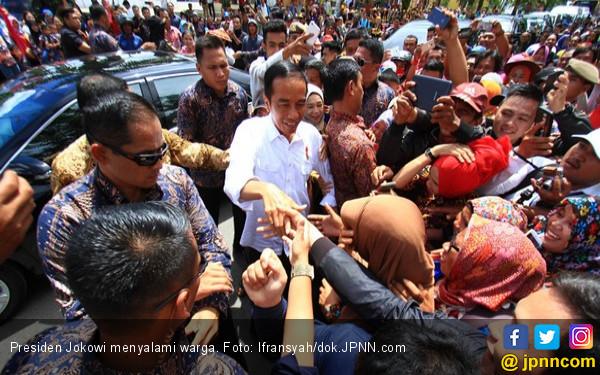 Sulit Menyaingi Jokowi Meski Setiap Hari Nongol di TV - JPNN.COM