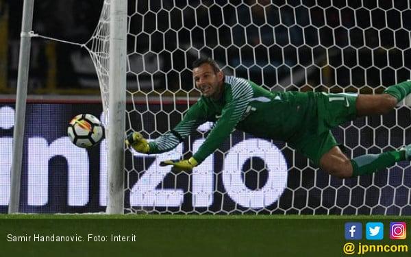 Kiper Inter Kenang Momen Terindah Derby della Madonnina - JPNN.COM