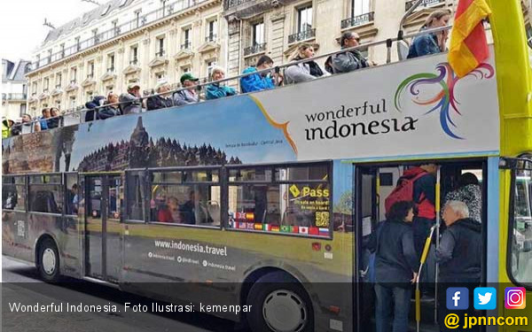 10 Bus Wonderful Indonesia Bakal Wara-Wiri di Washington DC - JPNN.COM