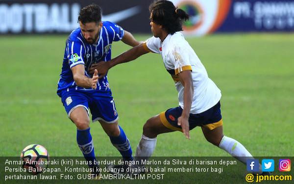 Anmar Tebar Ancaman Jelang Hadapi Bali United - JPNN.COM