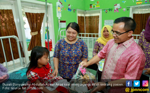 Penunggu Pasien di RS Banyuwangi Dapat Gaji Harian - JPNN.COM