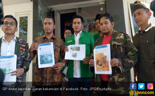 Hina Ulama NU, Dua Akun Facebook Dilaporkan - JPNN.COM