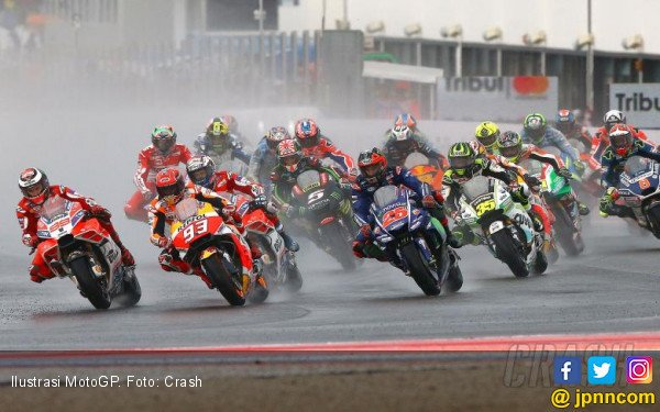 Marquez dan Dovizioso Bergantian Kuasai FP MotoGP Jepang - JPNN.COM