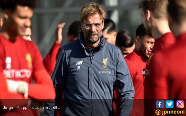 Liverpool vs Manchester United Bisa Tentukan Nasib Klopp - JPNN.COM