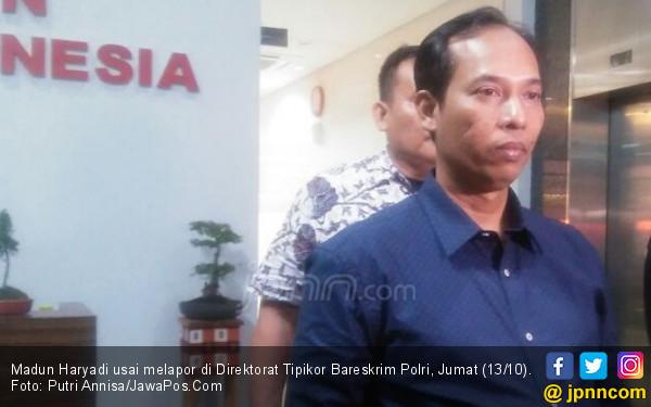 Pelapor Agus Rahardjo Setorkan Bukti Pelengkap ke Bareskrim - JPNN.COM