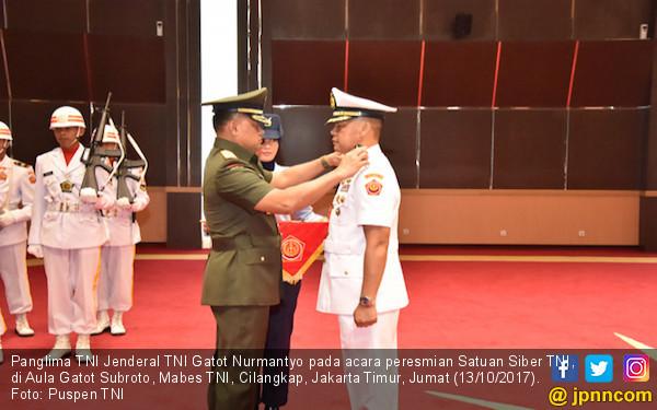 Satuan Siber TNI Harus Antisipasi Serangan 'Teroris Siber' - JPNN.COM