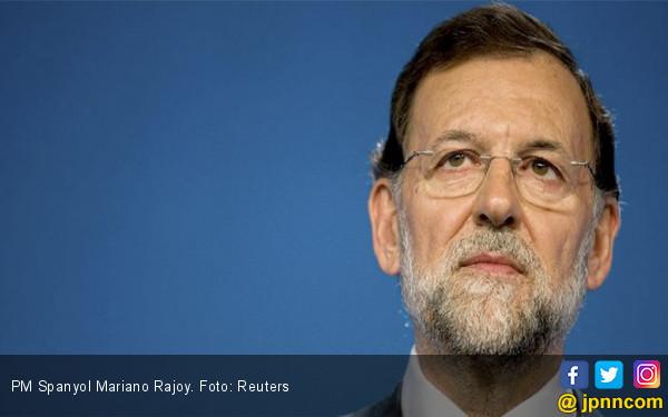 Panas! Madrid Ancam Catalunya, Beri Waktu Sampai Senin - JPNN.COM