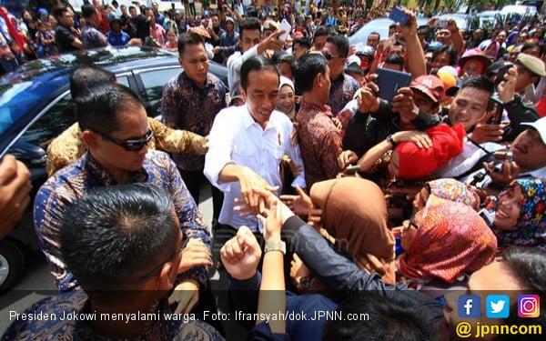 Gejolak Politik Dipicu Rebutan jadi Pendamping Jokowi - JPNN.COM